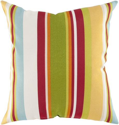 Surya - Storm Throw Pillow - ZZ418-1818