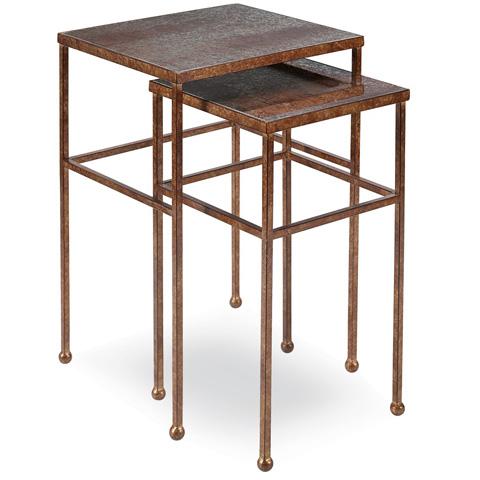 Swaim Originals - Nest Of Tables - 135-25-GM-FM