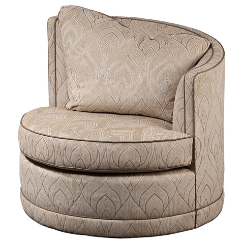 Swaim Originals - High Arm Swivel Chair - 154-1 LSWC36