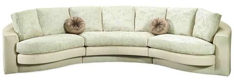Swaim Originals - Sectional Sofa - 408SECT