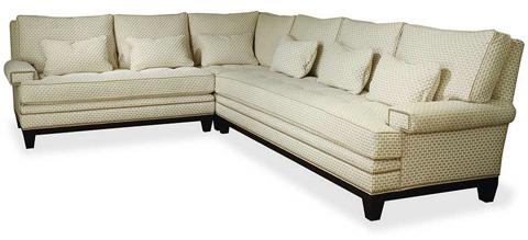 Swaim Originals - Sectional Sofa - F1077SECT