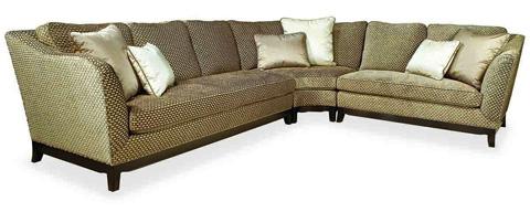 Swaim Originals - Sectional Sofa - F1089SECT