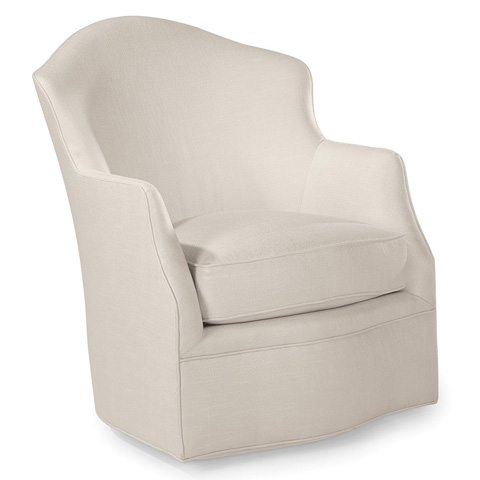 Swaim Kaleidoscope - Kink Swivel Chair - K5155-2 SWC28