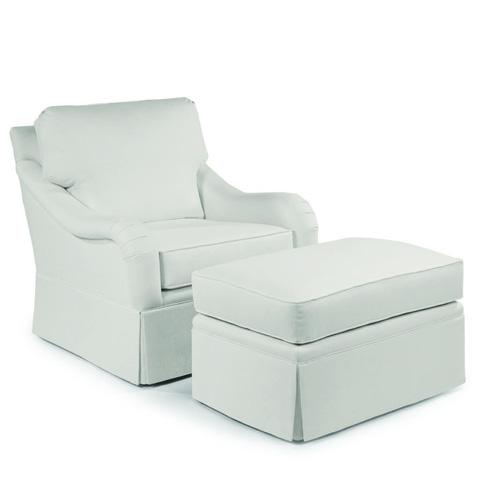 Swaim Kaleidoscope - Kate Club Chair - K5740-1 C36