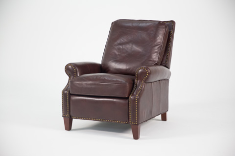 Image of Leather Recliner