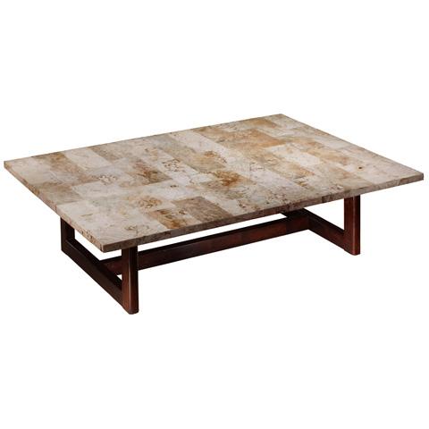 Taracea USA - Moderno Coffee Table - 14 MOD 107