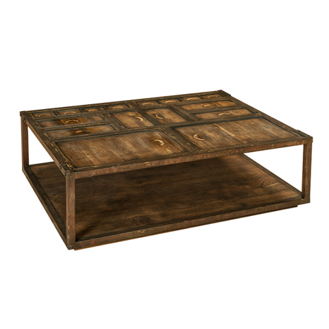 Taracea USA - Vitry Coffee Table - 14 VIT 150