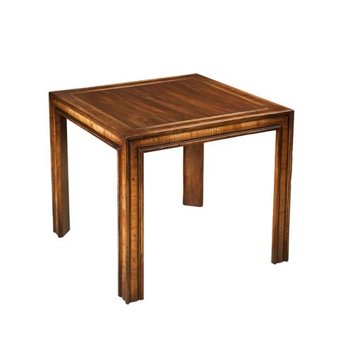 Taracea USA - Ferrol Four Legged Side Table - 15 FRL 070