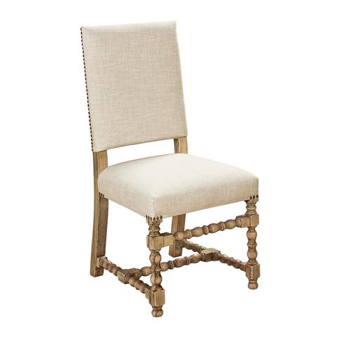 Taracea USA - Cavalli Chair - 17 CAV 000