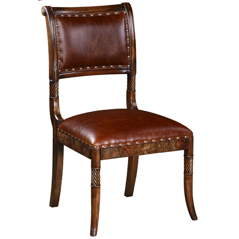 Taracea USA - Pietro Chair - 17 PIE 000