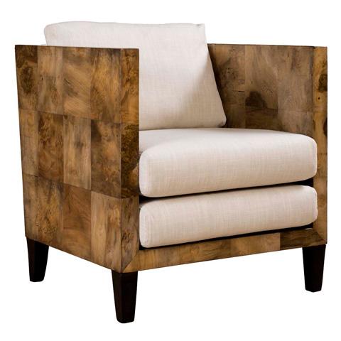 Taracea USA - Kojak Lounge Chair - 30 KOJ 000
