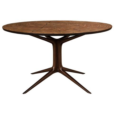Taracea USA - Partida Round Dining Table - 89 PAR 000