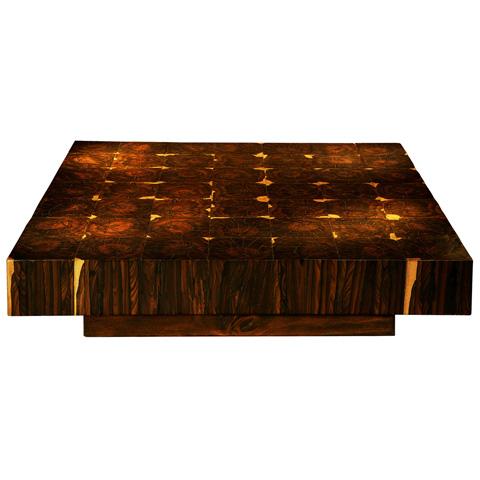 Taracea USA - Coffee Table Corazones Squared - 92 COR 031