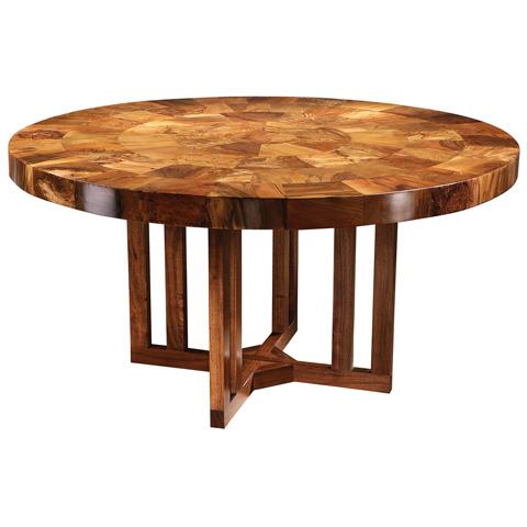 Taracea USA - Circular Table Milpa - 92 MIL 000