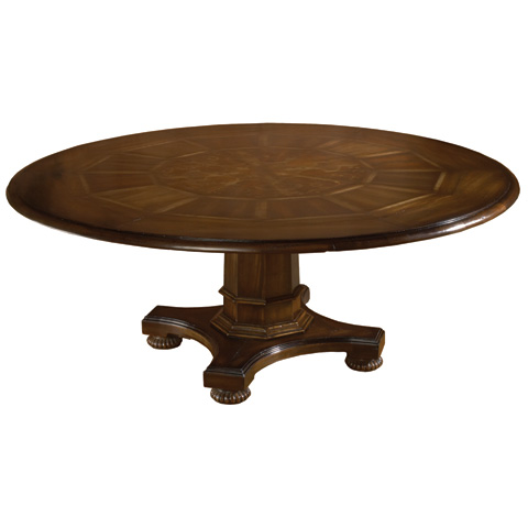 Taracea USA - Paola Round Dining Table - 12 PAO 193