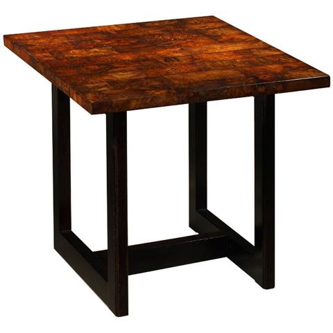 Taracea USA - Moderno Lamp Table - 15 MOG 070