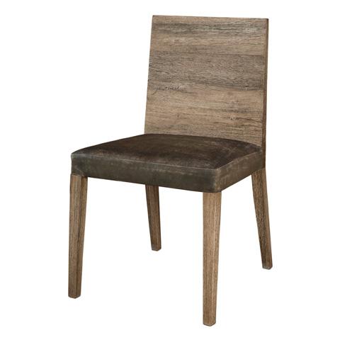 Image of Modernist Oak Chair