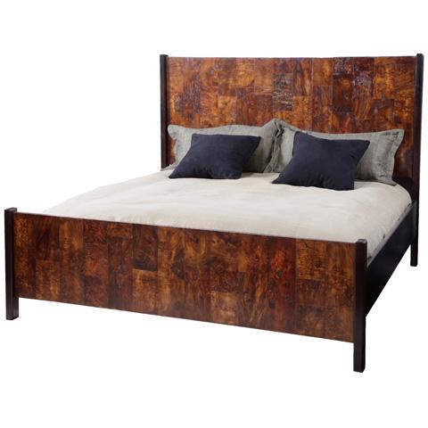 Taracea USA - Moderno Bed - 41 MOD 198