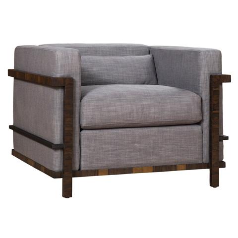 Taracea USA - Le Corbusier Lounge Chair - 30 LEC 091