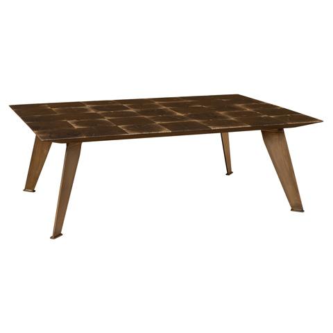 Taracea USA - Filo Coffee Table - 91 FIO 120