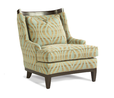 Taylor King Fine Furniture - Taschen Chair - 263-01