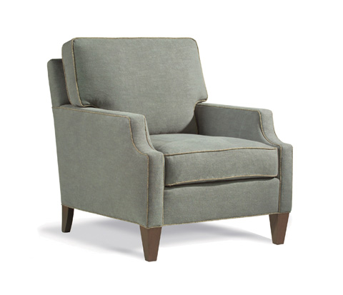 Taylor King Fine Furniture - Syrie Chair - 353-01