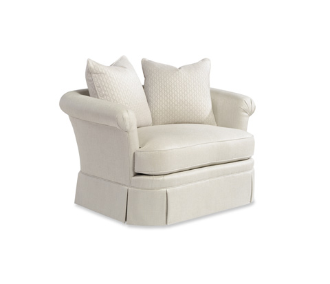 Taylor King Fine Furniture - Adriana Chair And A Half - 4001-01
