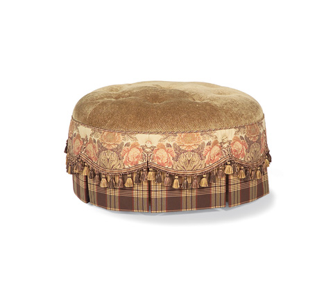 Taylor King Fine Furniture - Xquisite Ottoman - 462-00
