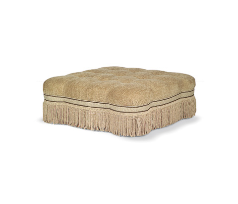 Taylor King Fine Furniture - Pasha Ottoman - 486-00B
