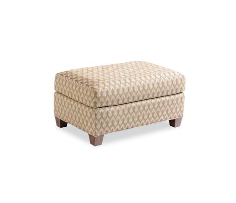 Taylor King Fine Furniture - Miller Ottoman - 4913-00