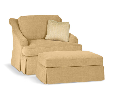Taylor King Fine Furniture - Jennifer Leigh Chair And A Half - 5200-91