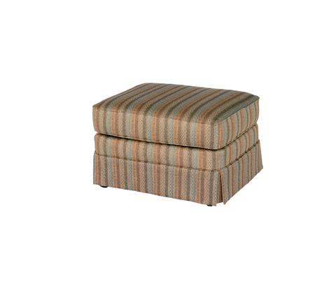Taylor King Fine Furniture - Hanson Ottoman - 731-00