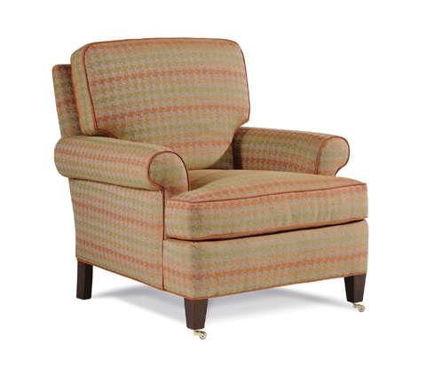 Taylor King Fine Furniture - Babington Chair - 7412-01CL