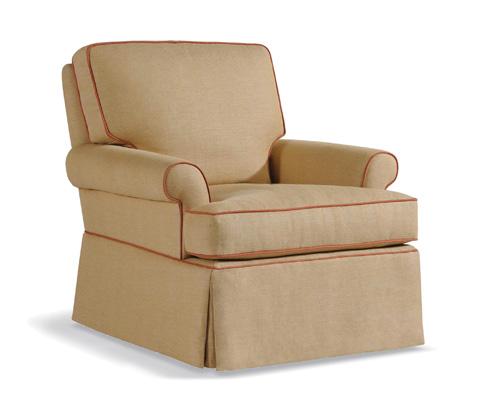 Taylor King Fine Furniture - Babington Chair - 7412-01SK