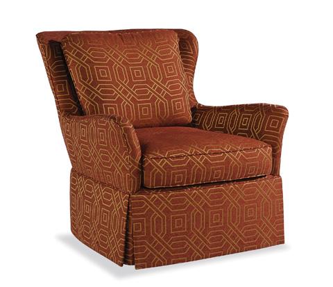 Taylor King Fine Furniture - Declan Swivel Chair - 7913-01S