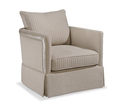 Taylor King - Laucala Swivel Chair - 8213-01S