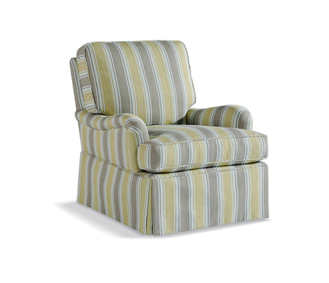 Taylor King Fine Furniture - Plymouth Chair - 8412-01SK