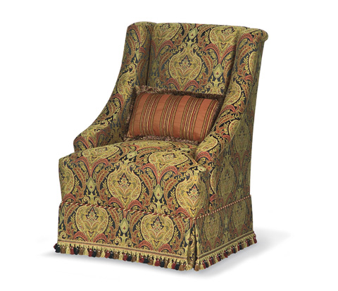 Taylor King Fine Furniture - Chaucer Chair - 863-01