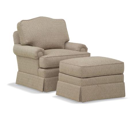 Taylor King Fine Furniture - Burette Chair - 870