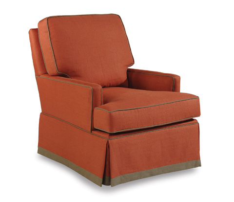 Taylor King Fine Furniture - Franklin Chair - 8712-01SK