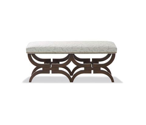 Taylor King Fine Furniture - Temperley Ottoman - 9813-00