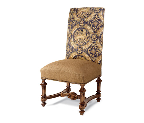 Taylor King Fine Furniture - Rococo Side Chair - 982S