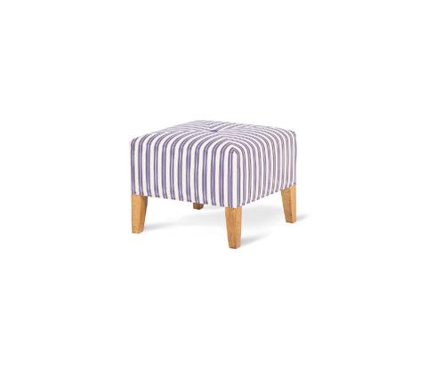 Taylor King Fine Furniture - Raffles Ottoman - K01