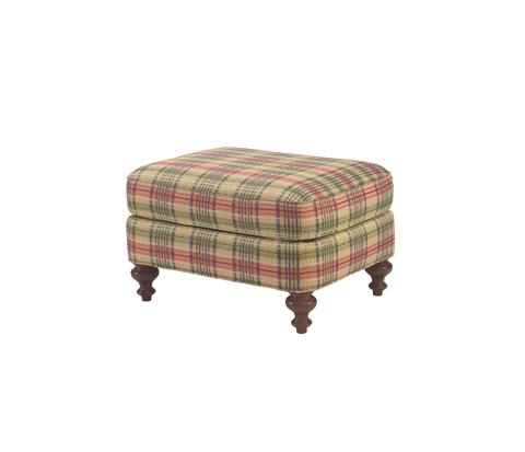 Taylor King Fine Furniture - Skyy Ottoman - K1800