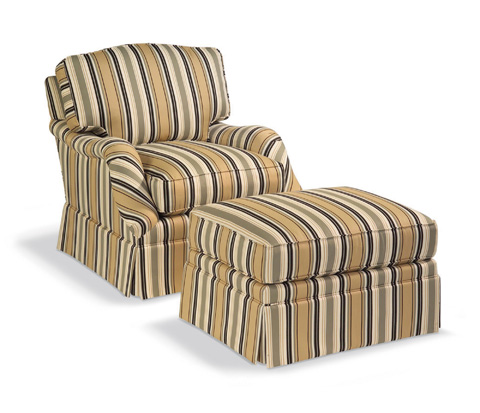 Taylor King Fine Furniture - Christopher Chair - K419