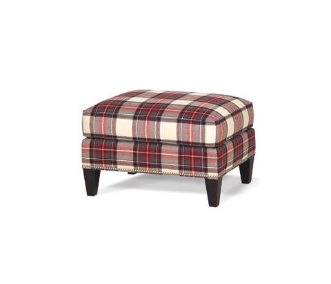 Taylor King Fine Furniture - Bowery Ottoman - K8500