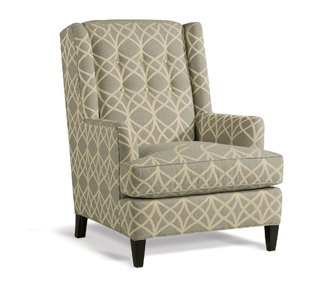 Taylor King Fine Furniture - Gibbings Chair - K8701