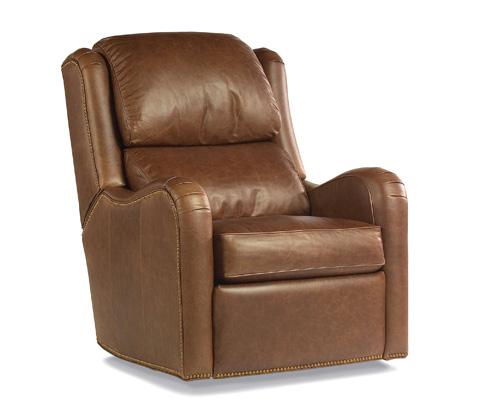 Taylor King Fine Furniture - Lankton Wallhugger Motorized Reclining Chair - L266-WM