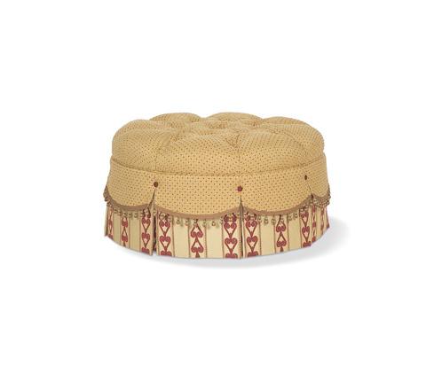 Taylor King Fine Furniture - Propriety Ottoman - MV133-00