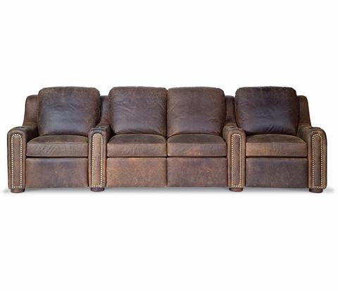 Taylor King Fine Furniture - Top Gun Home Theatre Seating - L292THEATRE
